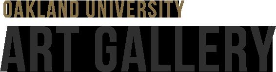 Oakland University Art Gallery Logo