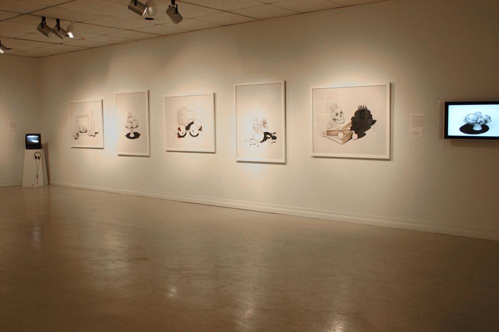 Cynthia Greig, Installation3