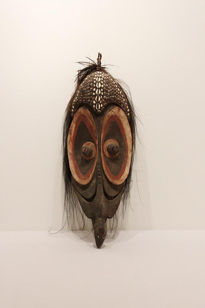 Gable Mask, New Guinea