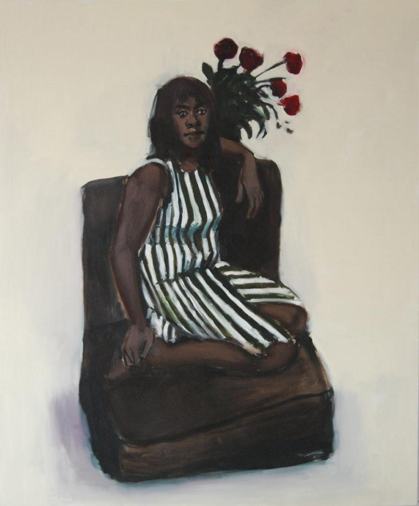 Lynette Yiadom Boakye. 6pm Madeira, 2010