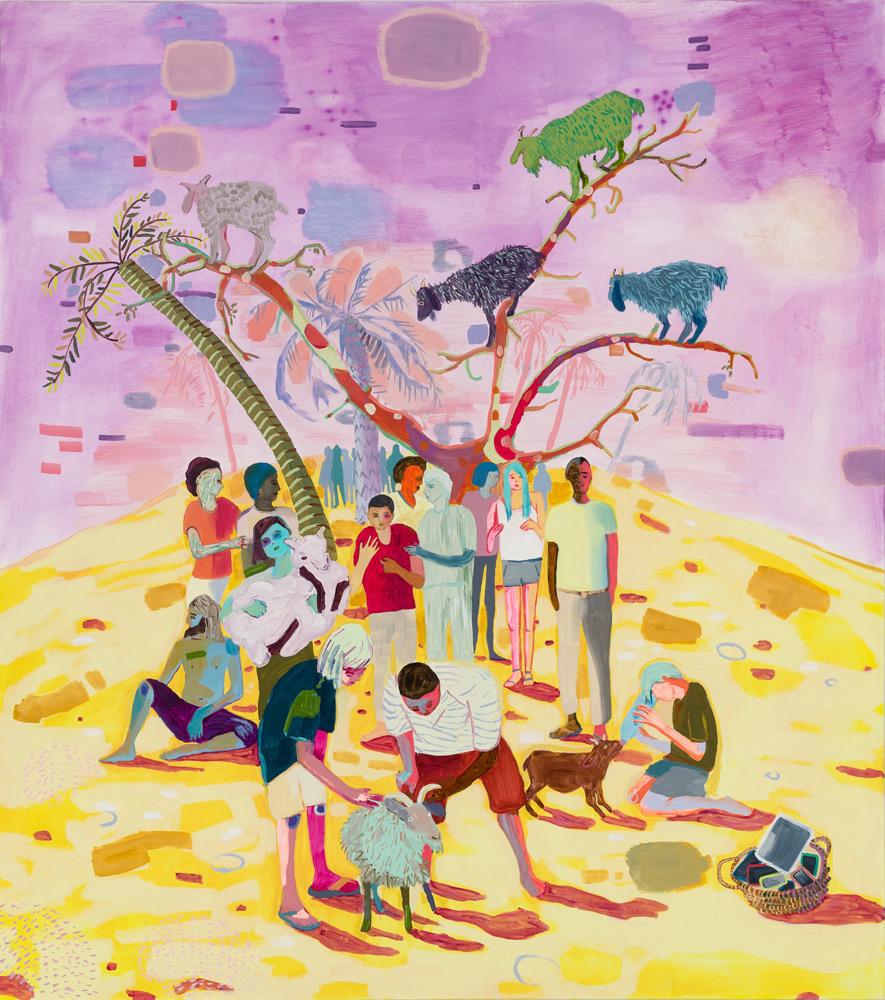 Melanie Daniel Goat, Love in a Digital Age