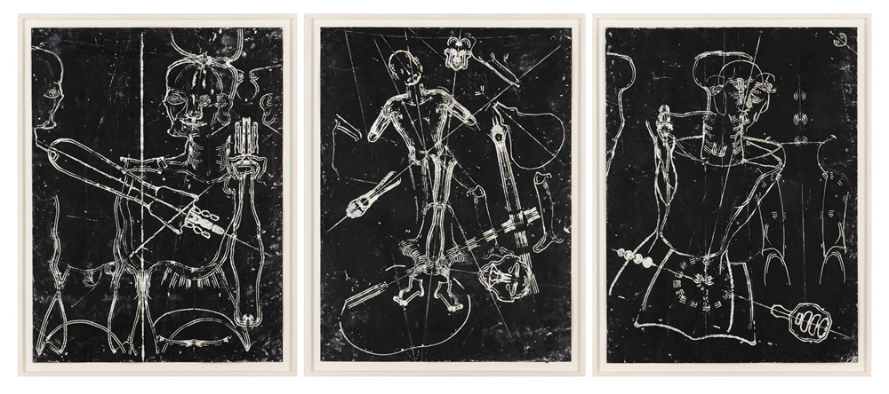 Monahan, Body Electric Triptych