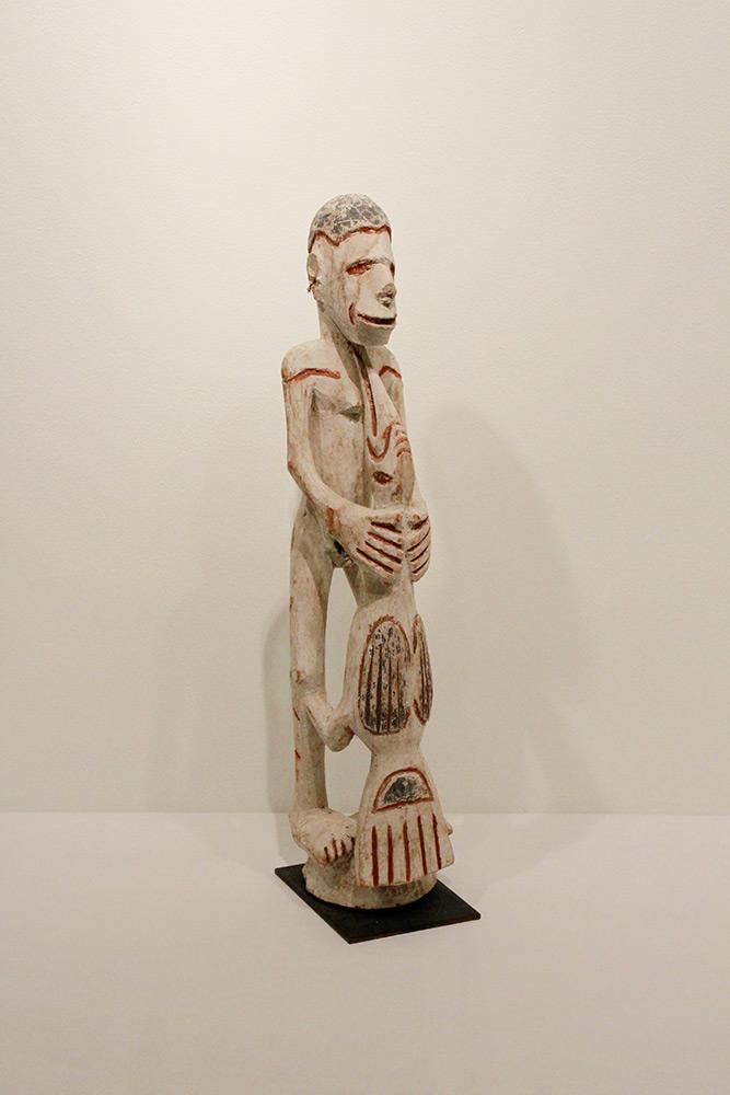 Statue of Woman _ Bird, New Guinea