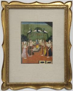 Krishna and Cowgirls Image